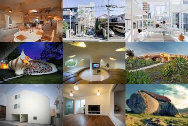 5 de las más extrañas casas alrededor del mundo