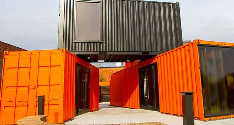Containers-vivienda: la tendencia que llegó para quedarse